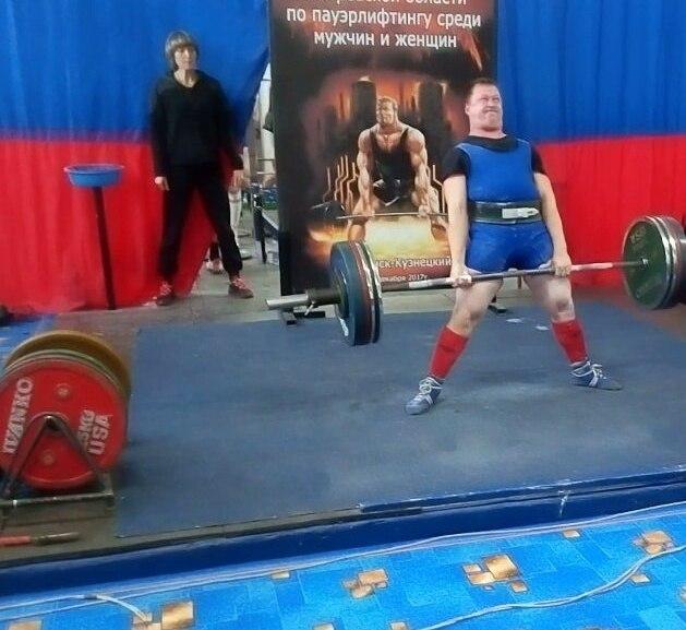 Чемпионат Кемеровской области по пауэрлифтингу и пауэрлифтингу классическому