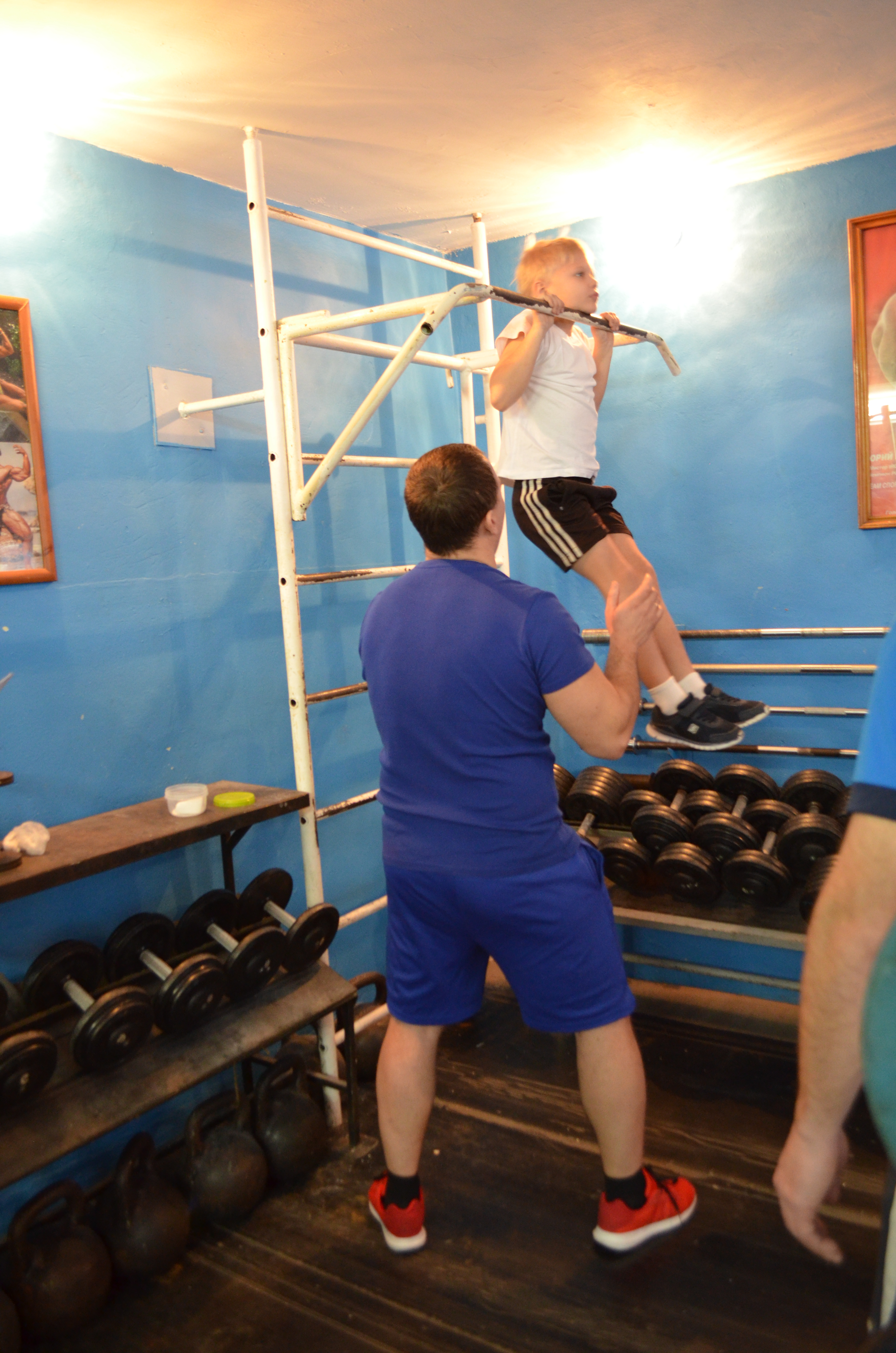 Районные лично-командные соревнования по силовому двоеборью среди учащихся общеобразовательных учреждений Заводского района