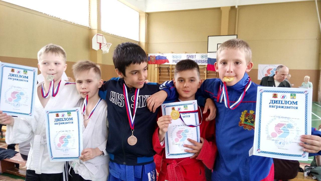 Открытый турнир «Новичок» РО ФБСР в Кемеровской области по боевому самбо (с элементами боевого самбо) среди детей