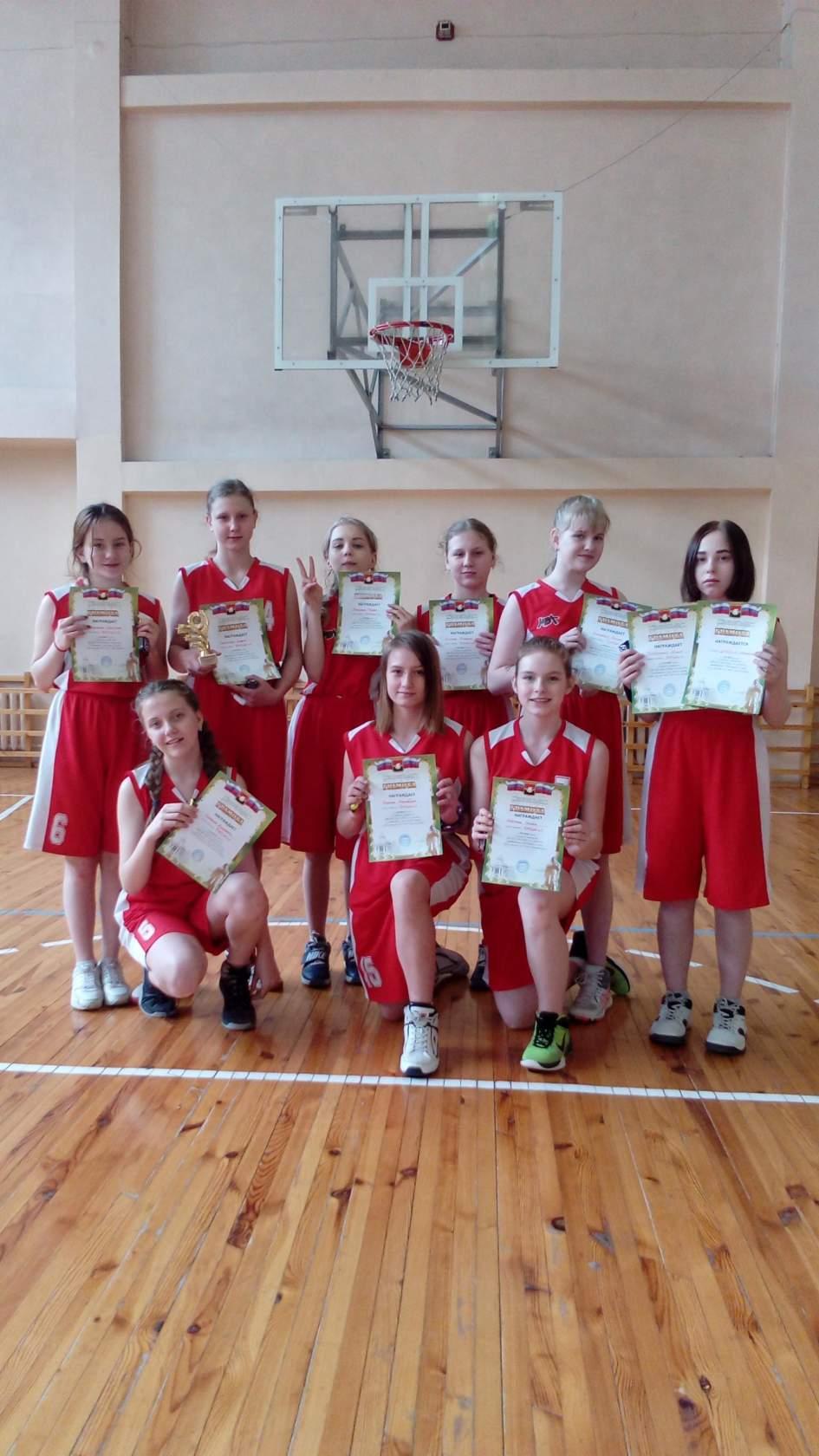 Открытое первенство  ДЮСШ № 2 города Кемерово по баскетболу