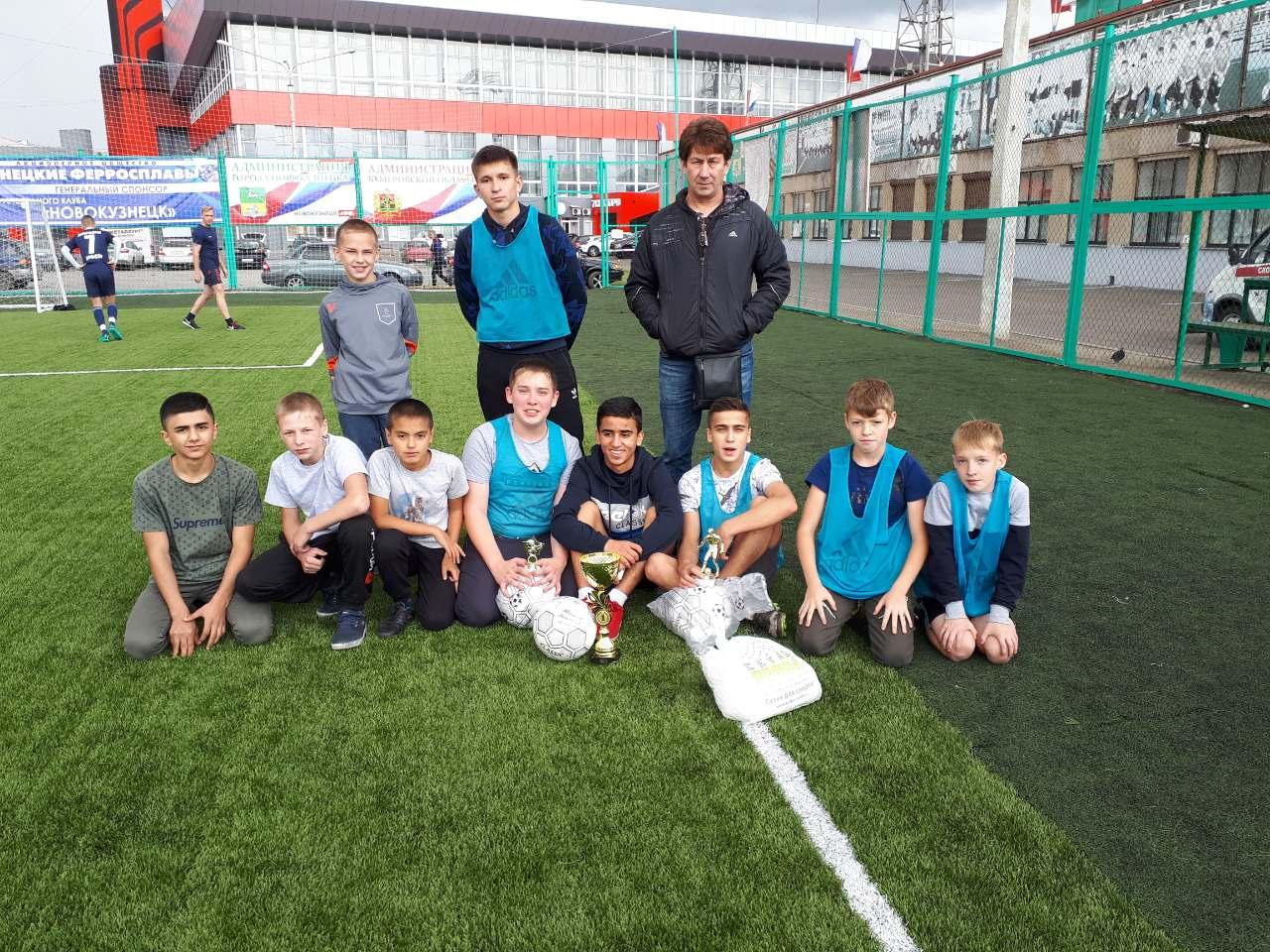 Кубок города Новокузнецка по футболу